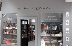 Jan's stamps & Collectables